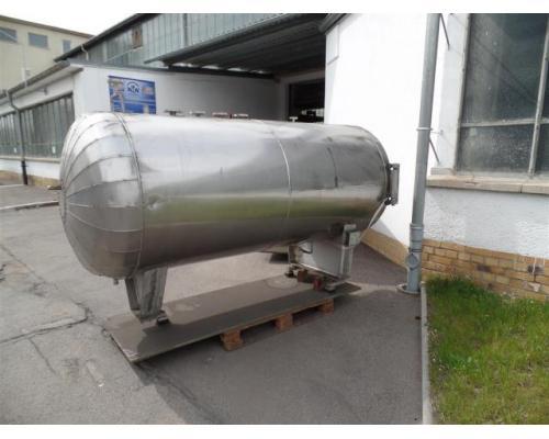 Gessner Edelstahl-Druck-Behälter 1CB 0206 B101 - Bild 1