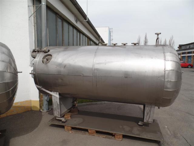 Gessner Edelstahl-Druck-Behälter 1CB 0206 B101 - 2