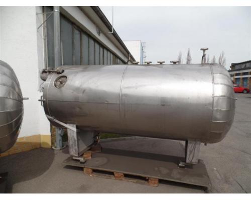 Gessner Edelstahl-Druck-Behälter 1CB 0206 B101 - Bild 2