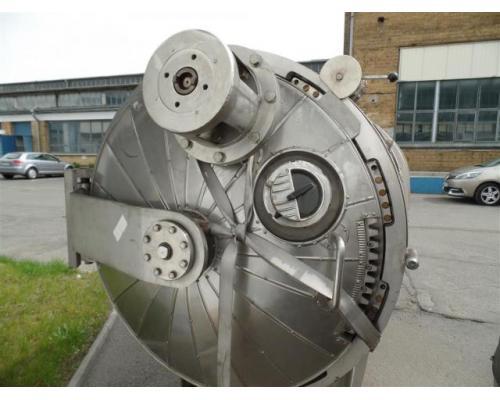 Gessner Edelstahl-Druck-Behälter 1CB 0206 B101 - Bild 3
