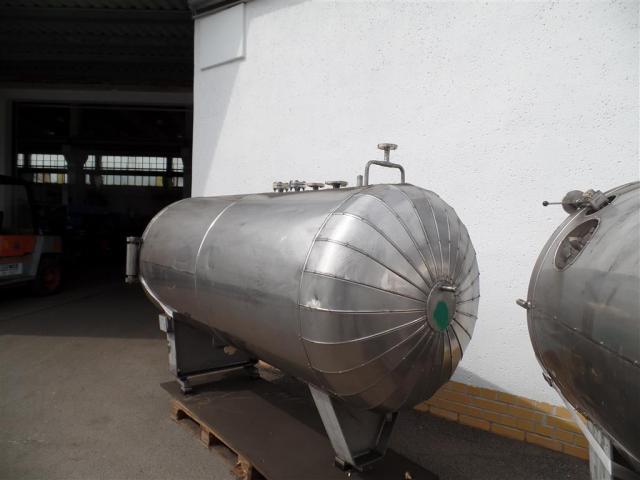 Gessner Edelstahl-Druck-Behälter 1CB 0206 B101 - 4