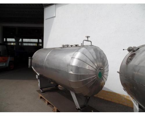 Gessner Edelstahl-Druck-Behälter 1CB 0206 B101 - Bild 4