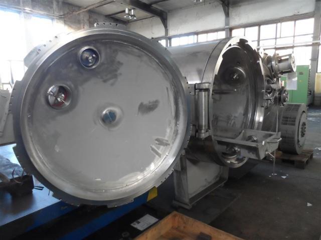 Gessner Edelstahl-Druck-Behälter 1CB 0206 B101 - 5