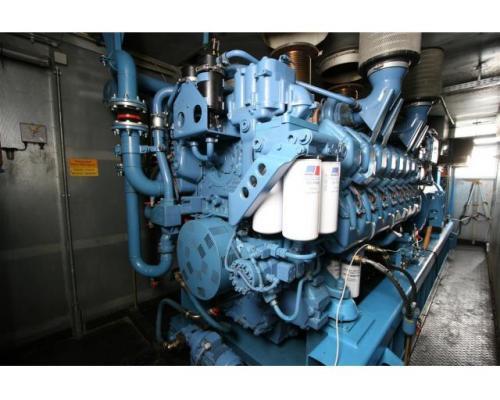 MTU Piller Generator USV  MTU - Bild 1