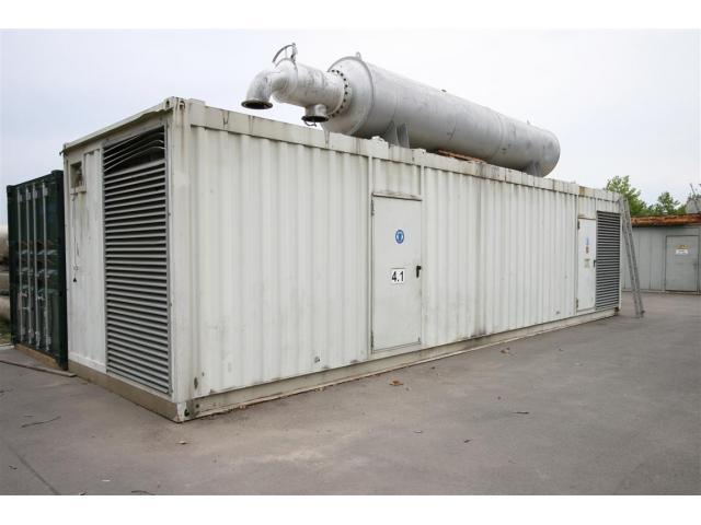 MTU Piller Generator USV  MTU - 2
