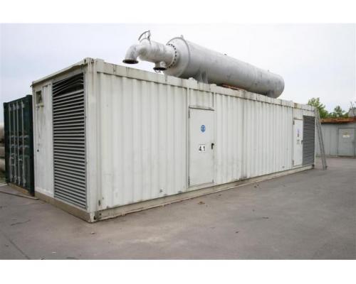 MTU Piller Generator USV  MTU - Bild 2