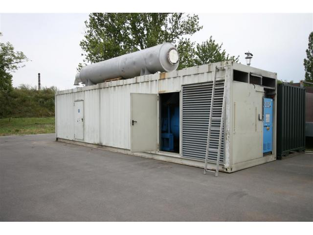 MTU Piller Generator USV  MTU - 3