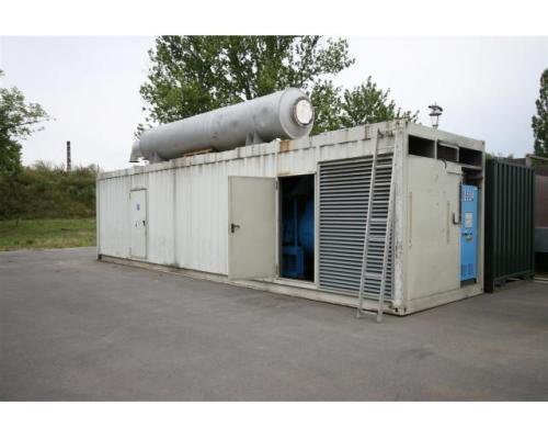 MTU Piller Generator USV  MTU - Bild 3