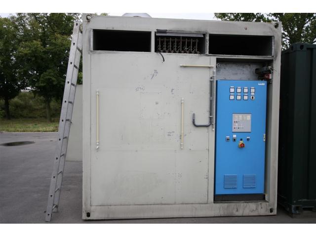 MTU Piller Generator USV  MTU - 4