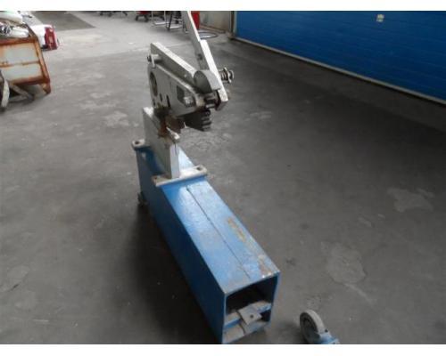 Nossener Maschinenbau Profilstahlschere ScDH10 - Bild 2