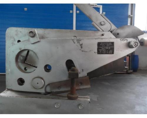 Nossener Maschinenbau Profilstahlschere ScDH10 - Bild 3