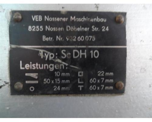 Nossener Maschinenbau Profilstahlschere ScDH10 - Bild 6