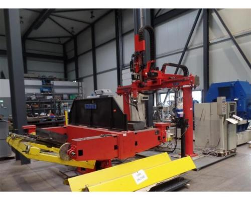Reis Robotics Schweißroboter SPL 80 - Bild 1