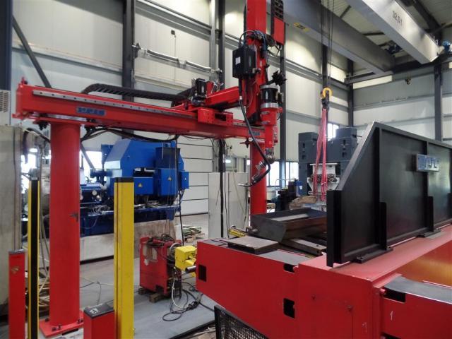 Reis Robotics Schweißroboter SPL 80 - 2
