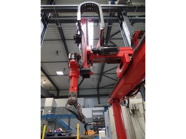 Reis Robotics Schweißroboter SPL 80 - 4