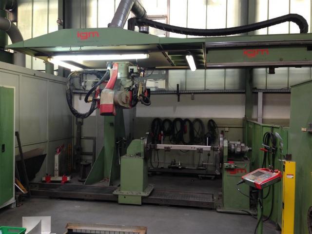 IGM Schweißroboter RT 30-BWS - 1