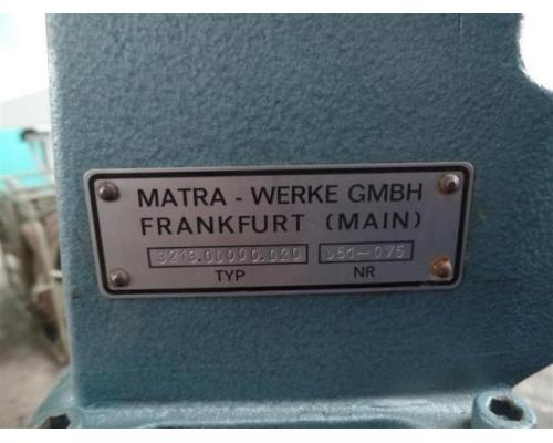 Matra Werke Nietmaschine 3213.00000.020 - Bild 4