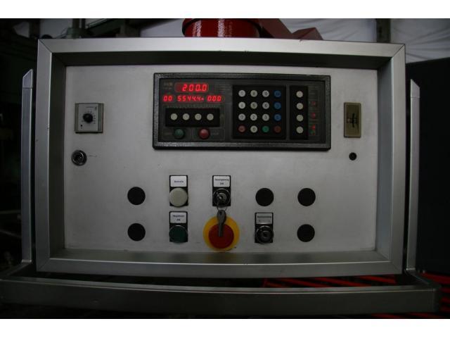 Beyeler Tafelschere - hydraulisch 4100 x 16 - 5