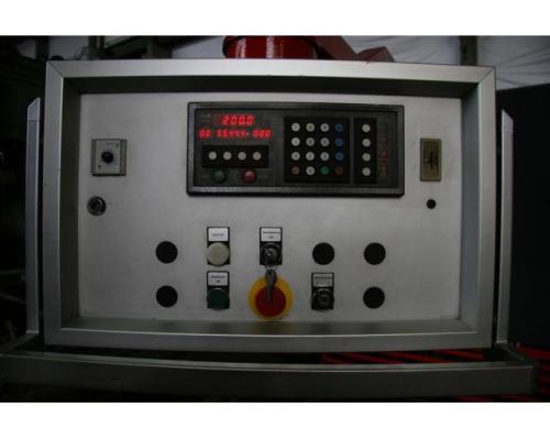 Beyeler Tafelschere - hydraulisch 4100 x 16 - Bild 5