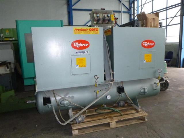 Mehrer Kolbenkompressor AVT55 - 2.2-350 HM - 1