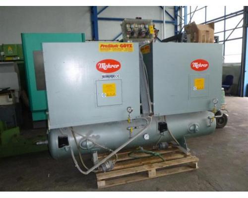 Mehrer Kolbenkompressor AVT55 - 2.2-350 HM - Bild 1