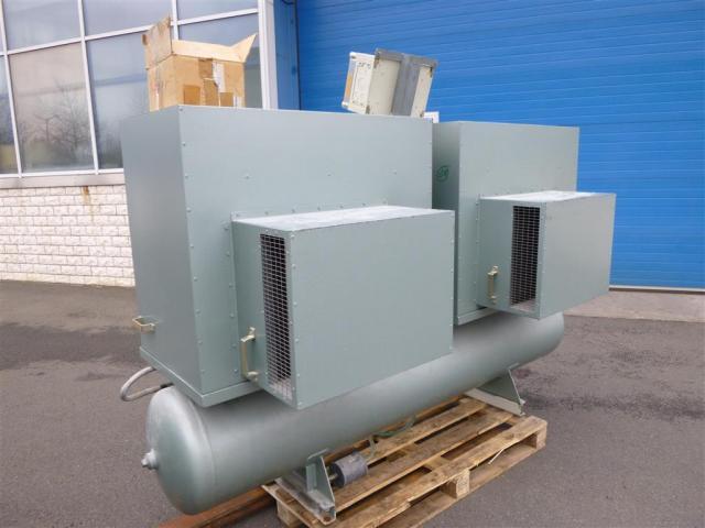 Mehrer Kolbenkompressor AVT55 - 2.2-350 HM - 2
