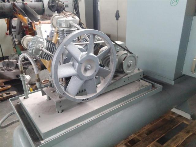 Mehrer Kolbenkompressor AVT55 - 2.2-350 HM - 4