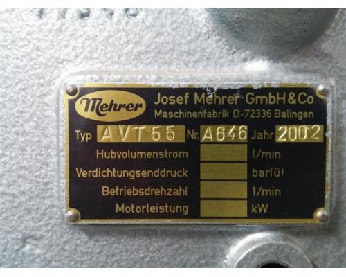 Mehrer Kolbenkompressor AVT55 - 2.2-350 HM - Bild 5