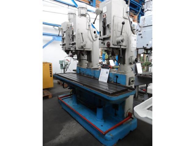 WMW Saalfeld Reihenbohrmaschine BKR 4 x16 - 1