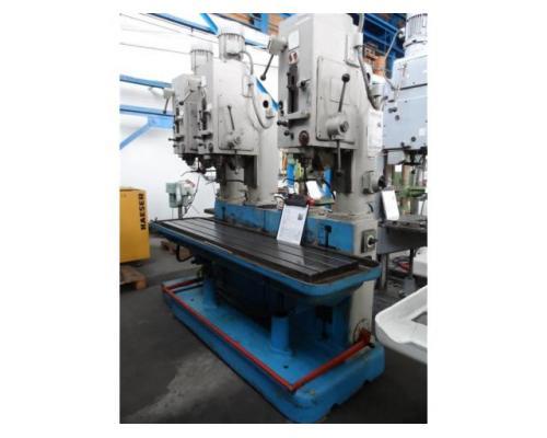 WMW Saalfeld Reihenbohrmaschine BKR 4 x16 - Bild 1