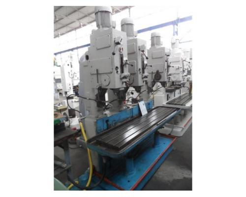 WMW Saalfeld Reihenbohrmaschine BKR 4 x16 - Bild 2