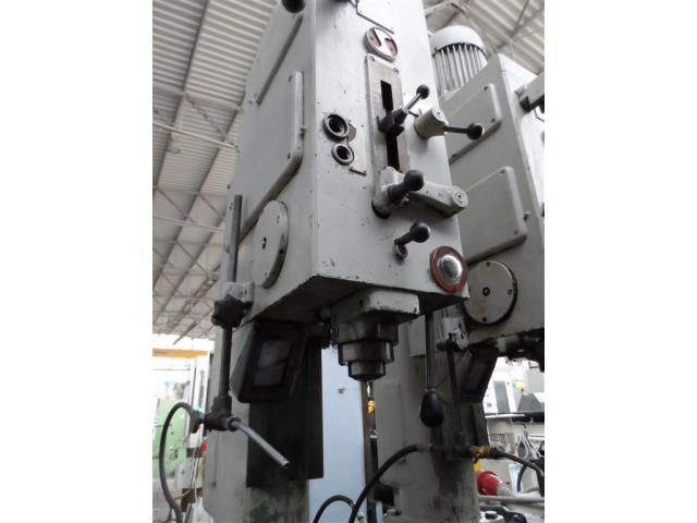 WMW Saalfeld Reihenbohrmaschine BKR 4 x16 - 3