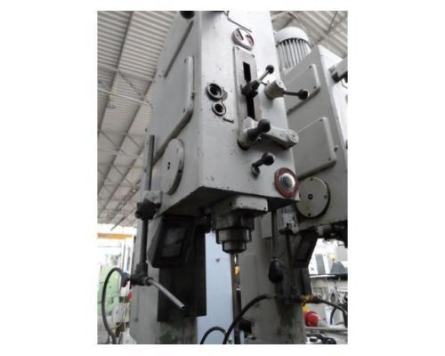 WMW Saalfeld Reihenbohrmaschine BKR 4 x16 - Bild 3