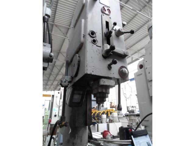 WMW Saalfeld Reihenbohrmaschine BKR 4 x16 - 4