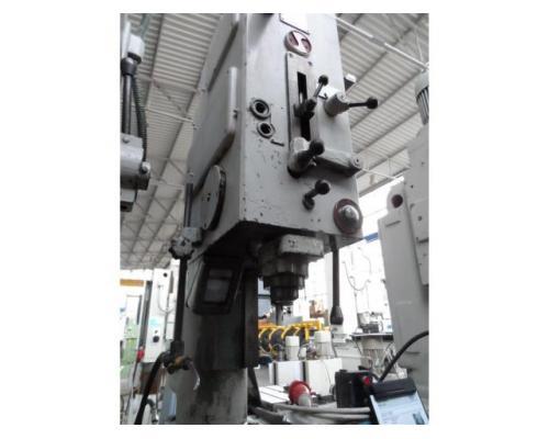 WMW Saalfeld Reihenbohrmaschine BKR 4 x16 - Bild 4