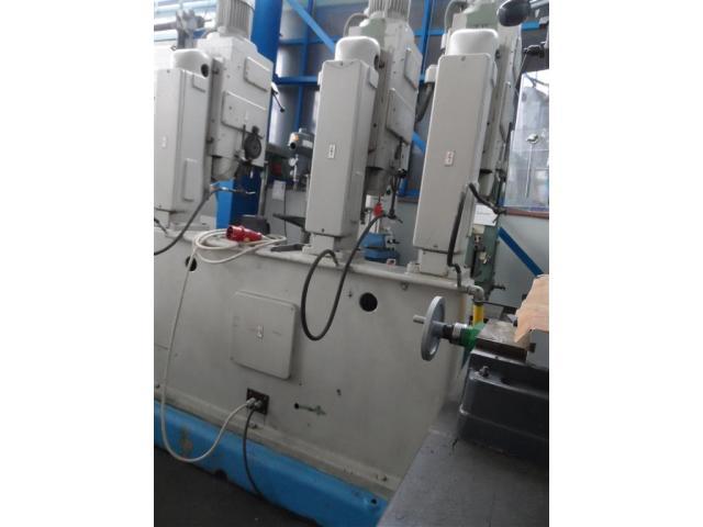 WMW Saalfeld Reihenbohrmaschine BKR 4 x16 - 6