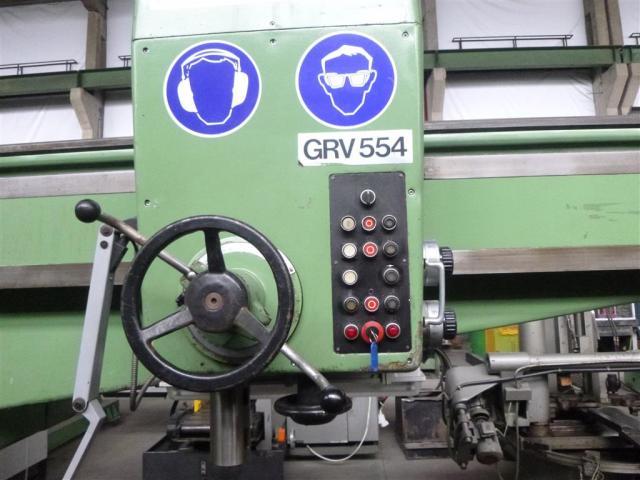 H. Cegielski Radialbohrmaschine GRV 554 - 2
