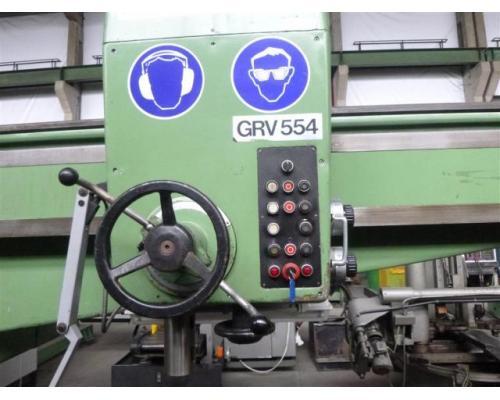 H. Cegielski Radialbohrmaschine GRV 554 - Bild 2