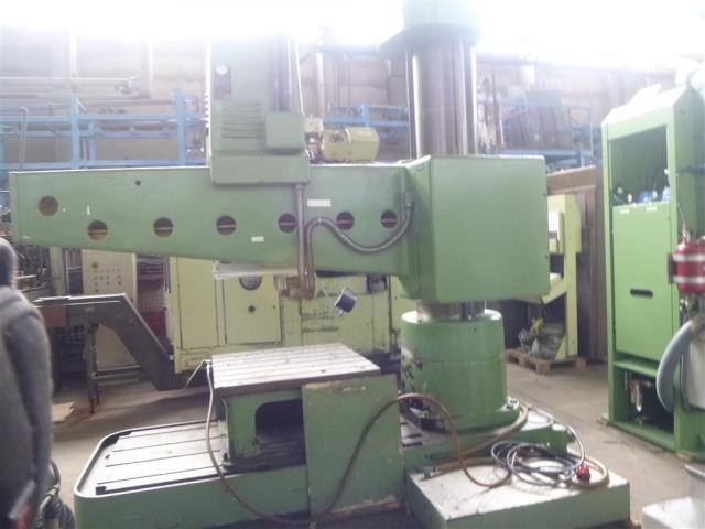 H. Cegielski Radialbohrmaschine GRV 554 - 3