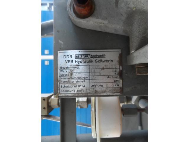 Orsta Hydraulik Hydraulikaggregat 56503 16/25 - 4