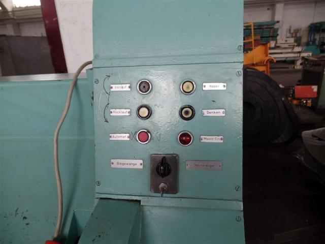 GRIEBEL Schwenkbiegemaschine 011-1,5 - 4