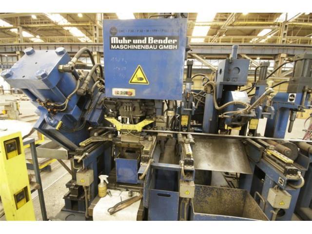 Muhr und Bender Stanz-Scher-Anlage Mubea CNC-P30/F30 - 1