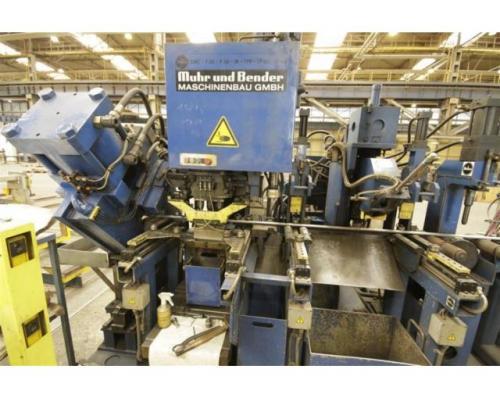 Muhr und Bender Stanz-Scher-Anlage Mubea CNC-P30/F30 - Bild 1