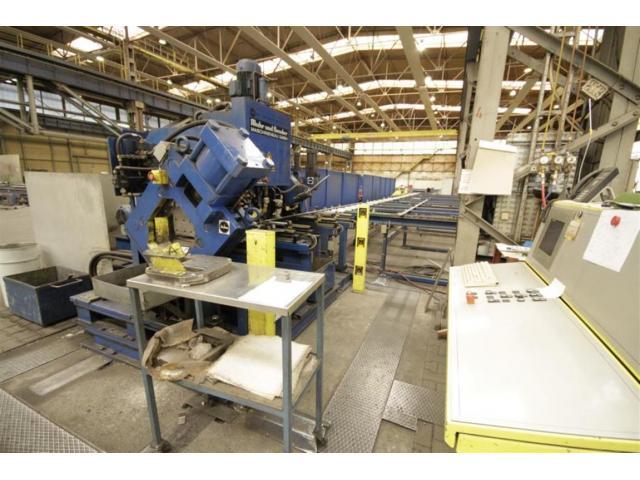 Muhr und Bender Stanz-Scher-Anlage Mubea CNC-P30/F30 - 2