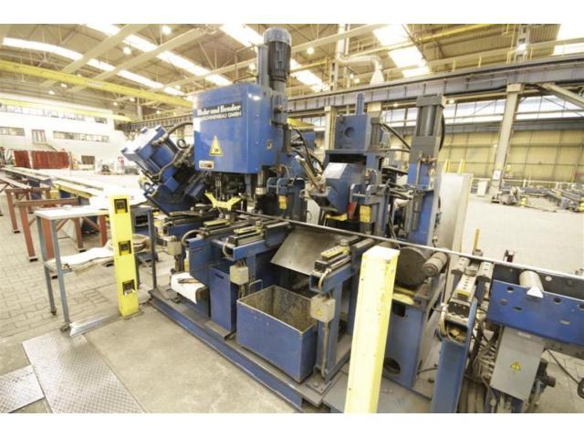 Muhr und Bender Stanz-Scher-Anlage Mubea CNC-P30/F30 - 3