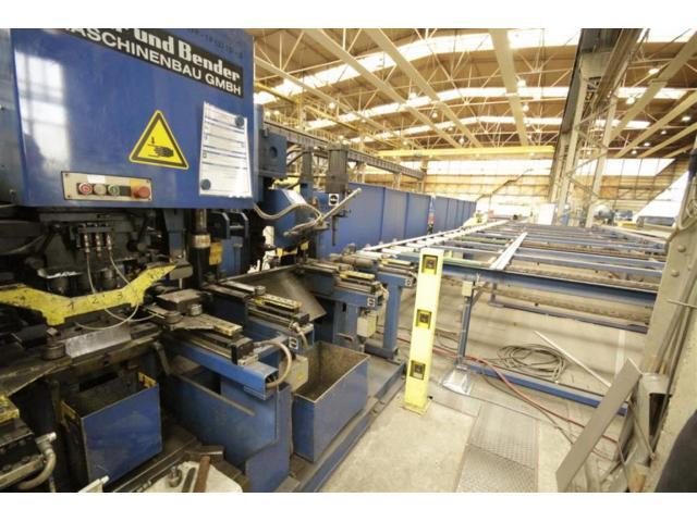 Muhr und Bender Stanz-Scher-Anlage Mubea CNC-P30/F30 - 4
