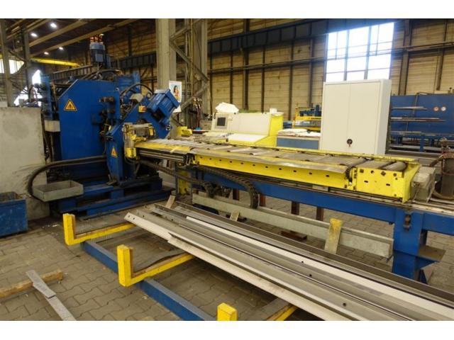 Muhr und Bender Stanz-Scher-Anlage Mubea CNC-P30/F30 - 5