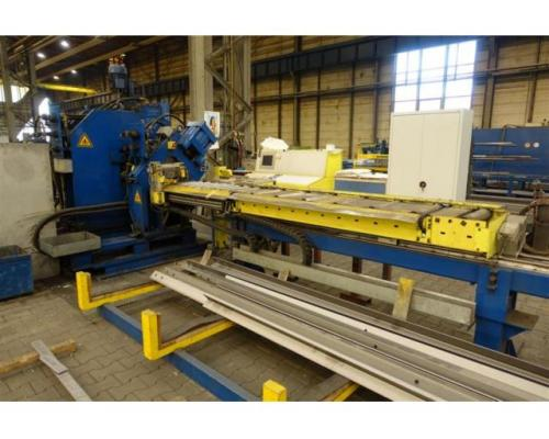 Muhr und Bender Stanz-Scher-Anlage Mubea CNC-P30/F30 - Bild 5