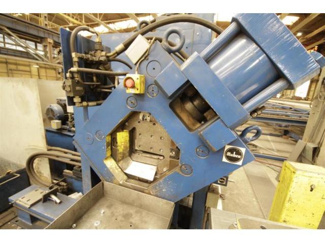 Muhr und Bender Stanz-Scher-Anlage Mubea CNC-P30/F30 - 6