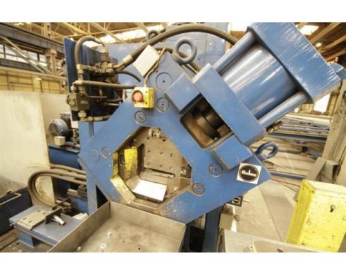 Muhr und Bender Stanz-Scher-Anlage Mubea CNC-P30/F30 - Bild 6
